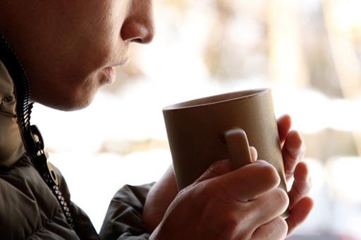 2月の器 シンプルなマグで、朝のリマインドコーヒー