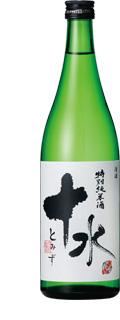 大山 特別純米「十水(とみず)」